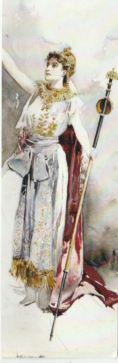 Minerva, 1892
